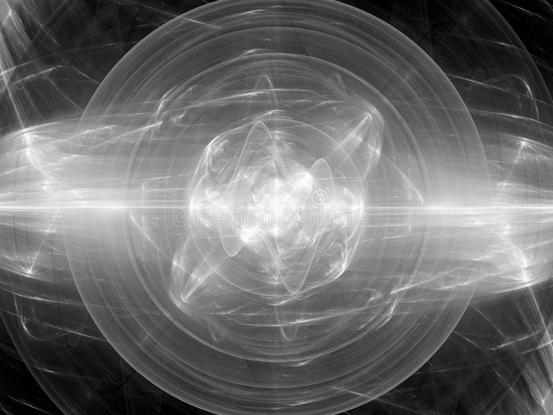 Накаляя сплавливание с полем силы плазмы бесплатная иллюстрация