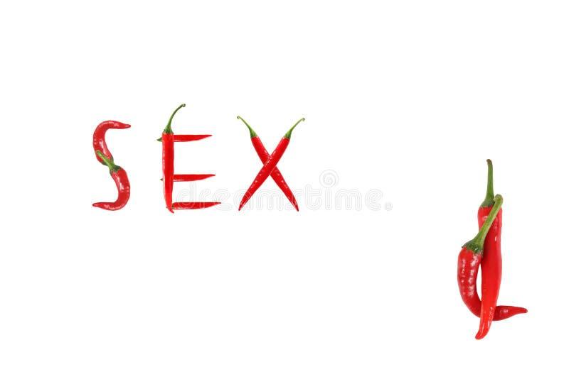 Перец и секс