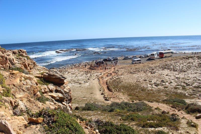 Накидка хорошей надежды Южной Африки стоковые фото