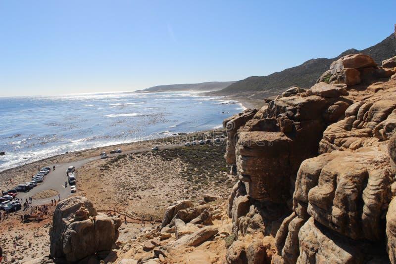 Накидка хорошей надежды Южной Африки стоковые изображения rf