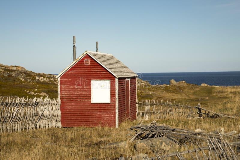 Накидка Bonavista, Ньюфаундленд, Канада стоковая фотография