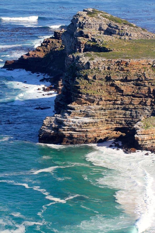 Накидка Южной Африки хорошей надежды стоковые фото