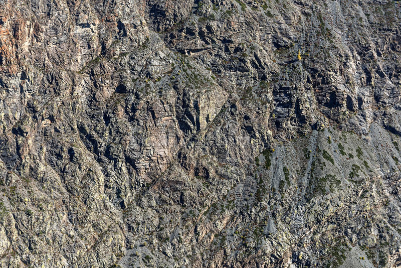 Наклон горы облицовывает текстуру стоковое фото rf