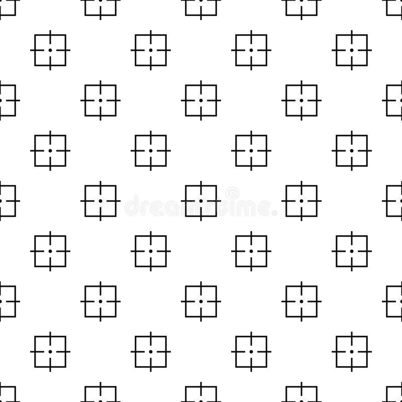 Намеревайтесь вектор картины безшовный иллюстрация вектора