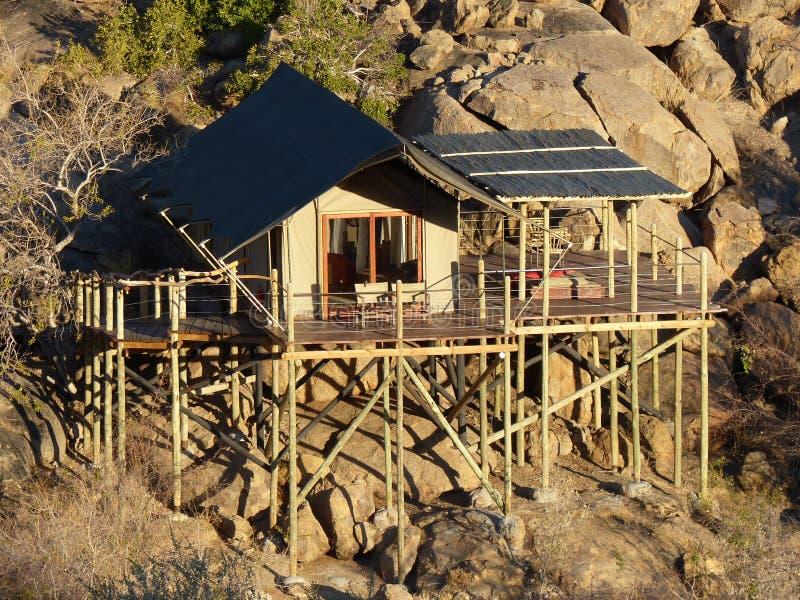 Намибийская ложа стоковые фотографии rf