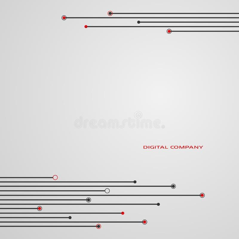 напечатанная цепь доски бесплатная иллюстрация