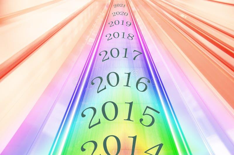 Download Напечатан на сроке показать конец Иллюстрация штока - иллюстрации насчитывающей год, ново: 37930148