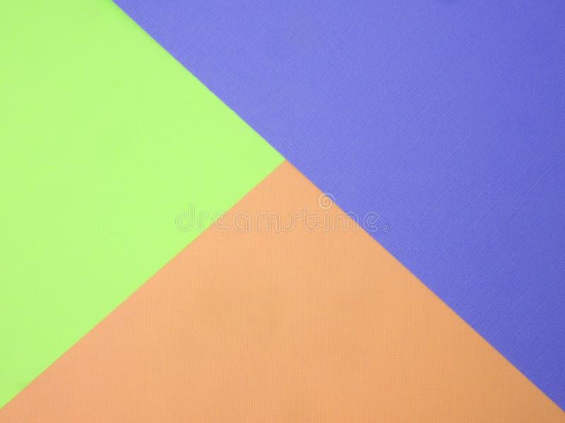 Напористая пастельная абстрактная предпосылка съемка предпосылки близкая бумажная вверх стоковая фотография rf
