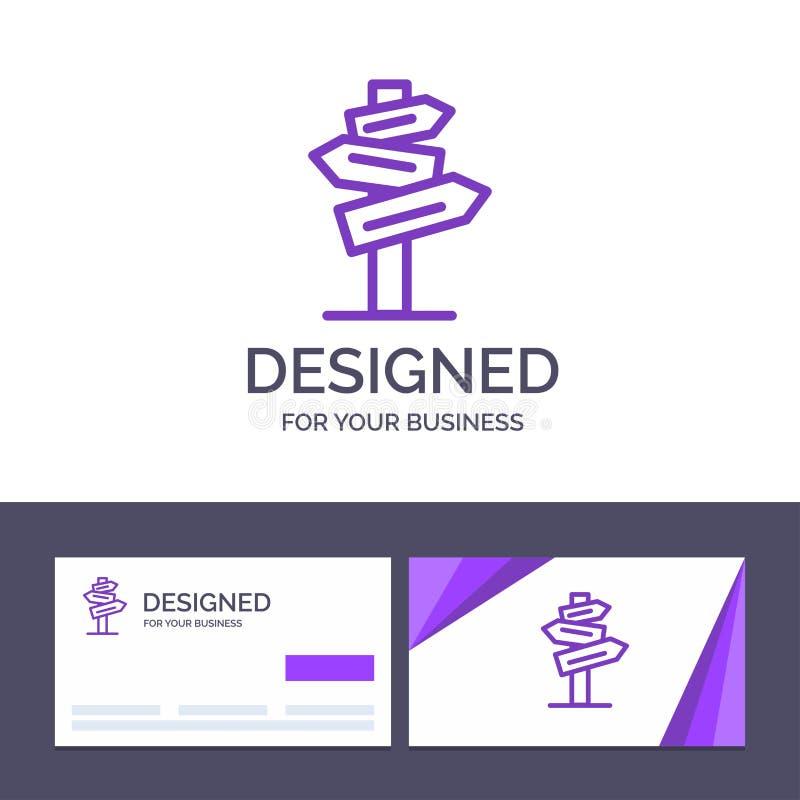 Направление творческого шаблона визитной карточки и логотипа, гостиница, мотель, иллюстрация вектора комнаты иллюстрация штока