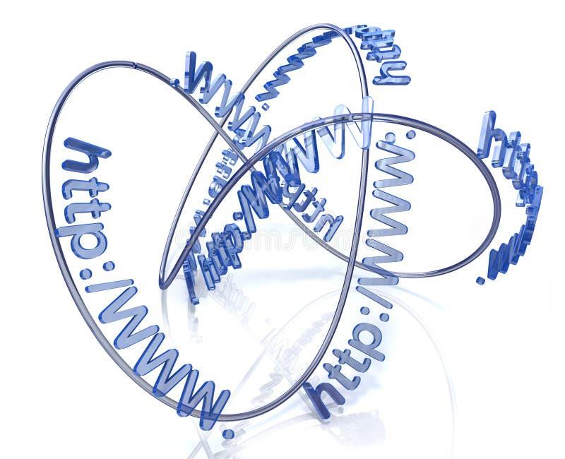Направление http:/www бесплатная иллюстрация