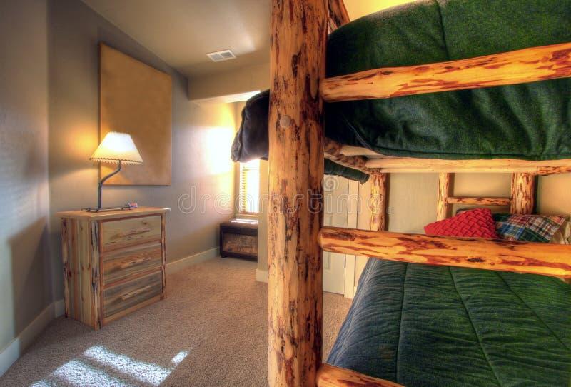 нара кроватей стоковое фото rf