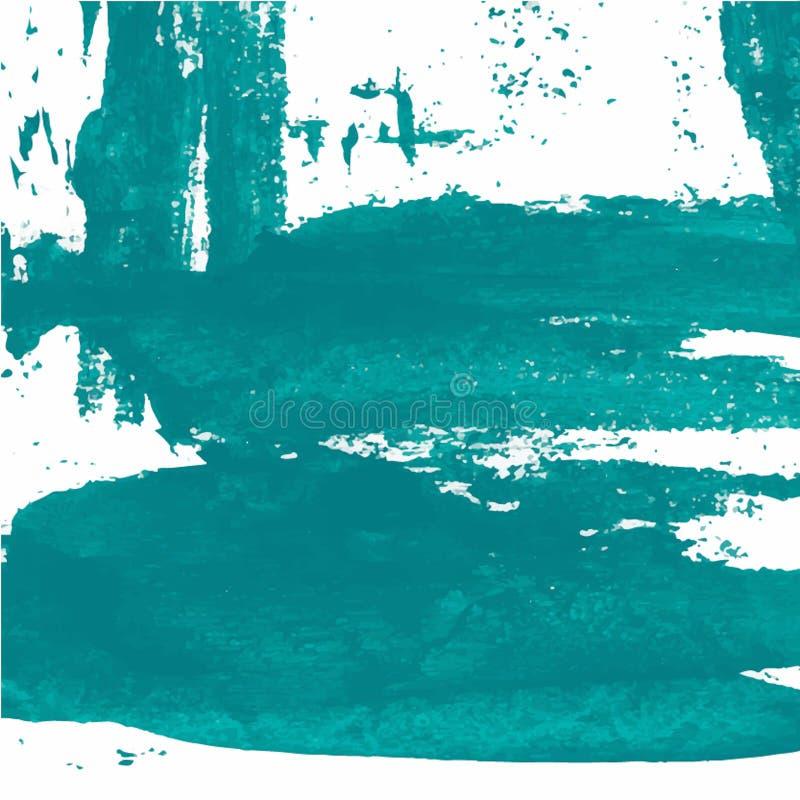 Нарисованная рука хода щетки предпосылки вектора абстрактная иллюстрация штока