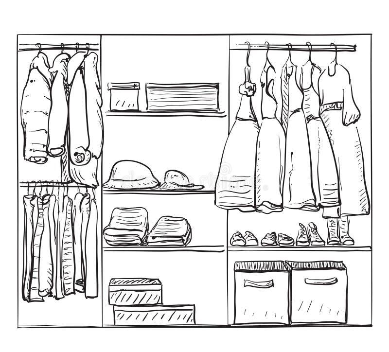 этому картинка раскраска шкаф с одеждой фонтанирующий, неунывающий, секунду