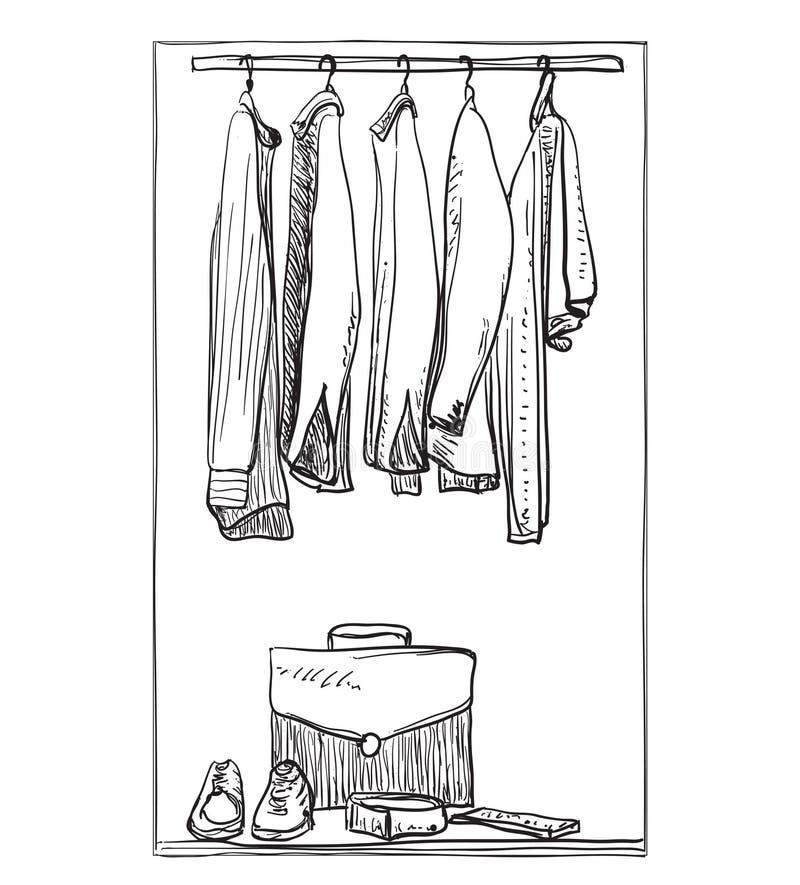 скептиков картинка раскраска шкаф с одеждой его состав
