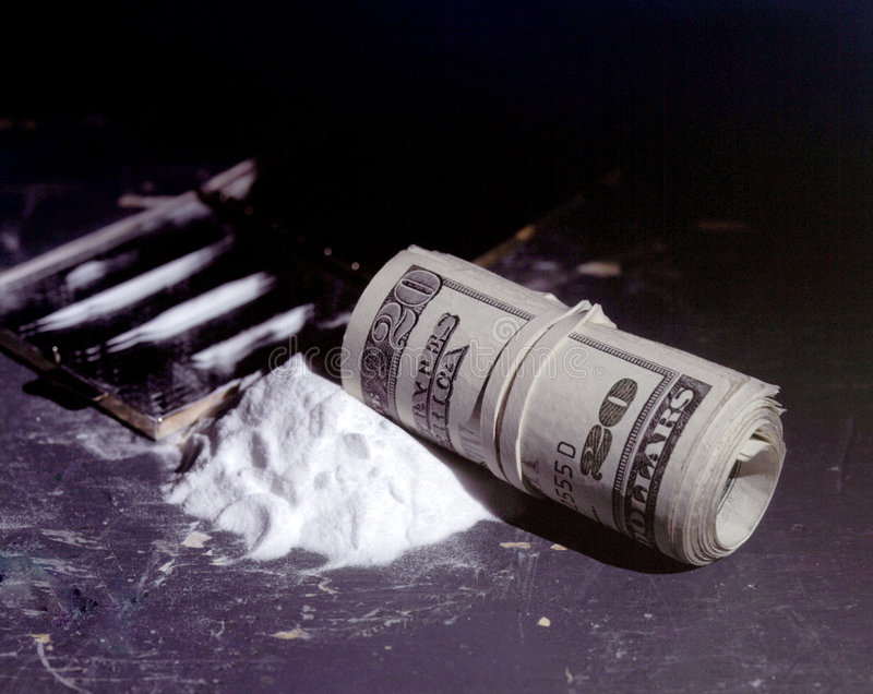 наркомания стоковая фотография