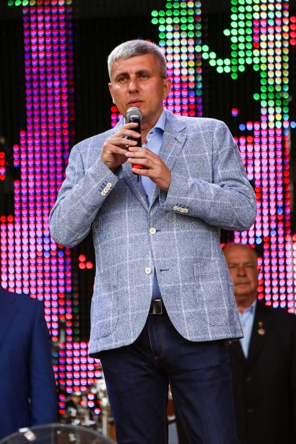 Народный депутат Украины Pavlov Konstantin стоковые фотографии rf