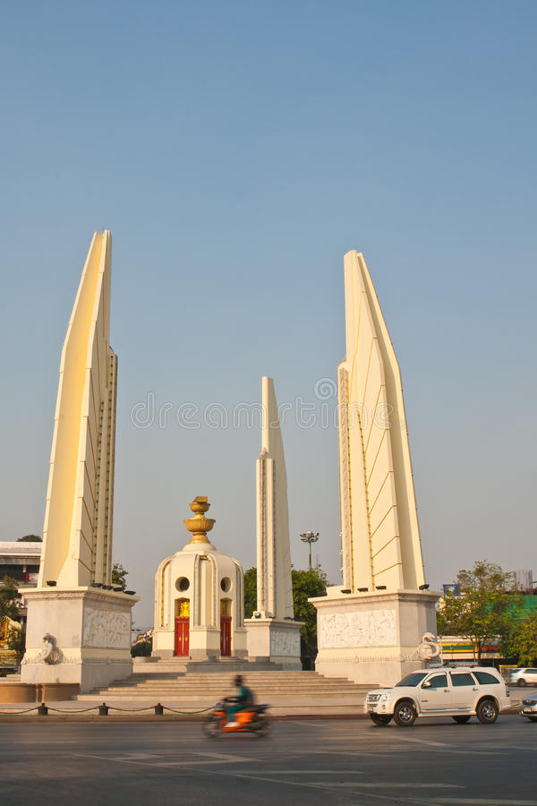 Народовластие в Таиланде стоковые изображения