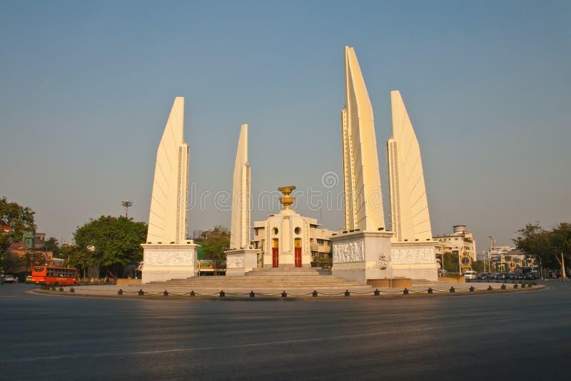 Народовластие в Таиланде стоковая фотография rf