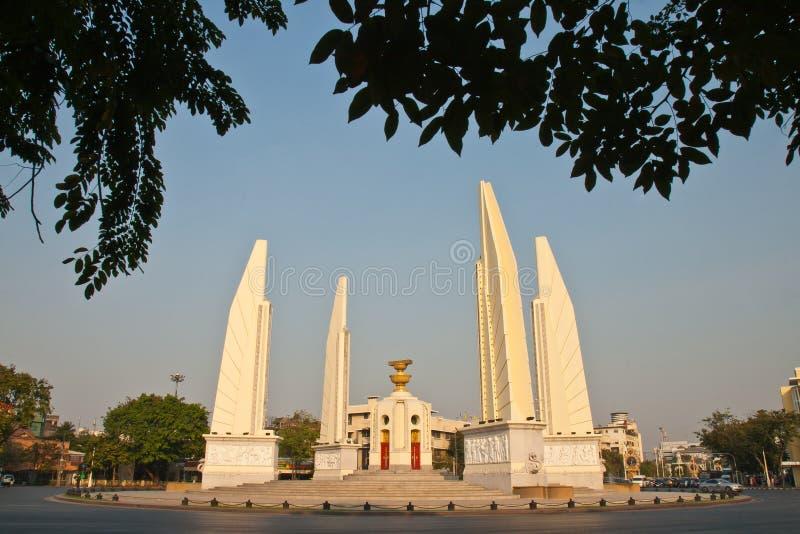 Народовластие в Таиланде стоковое изображение rf
