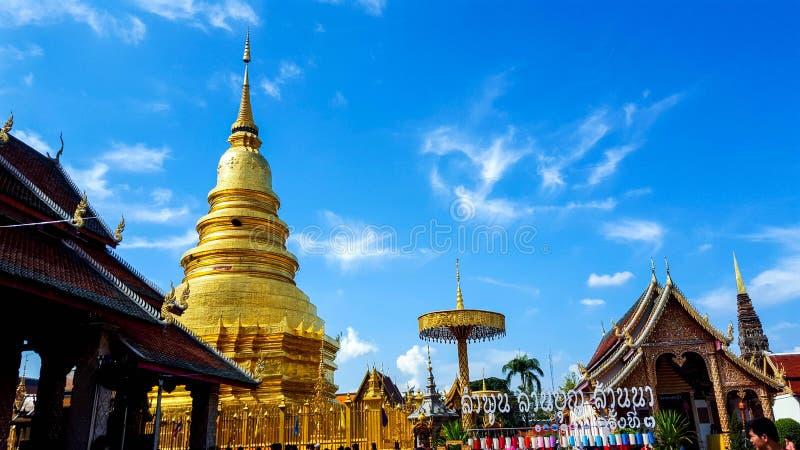 Наследник Phra Tat Chor стоковое изображение