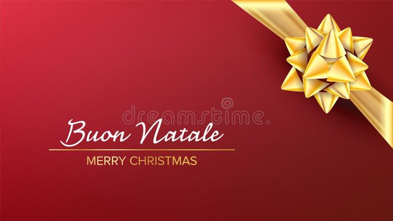 Натальный вектор feliz натальное рождество веселое Иллюстрация украшения праздника иллюстрация штока