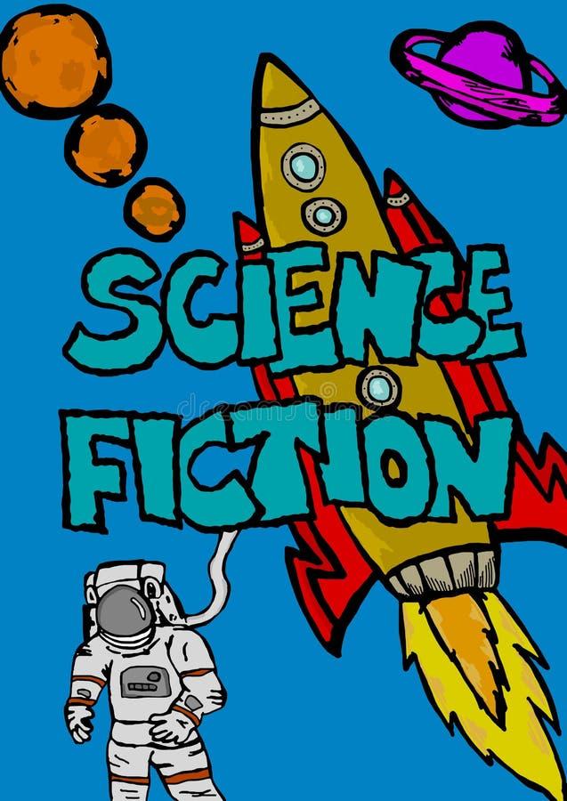 Download Научная фантастика иллюстрация штока. иллюстрации насчитывающей планета - 41655012