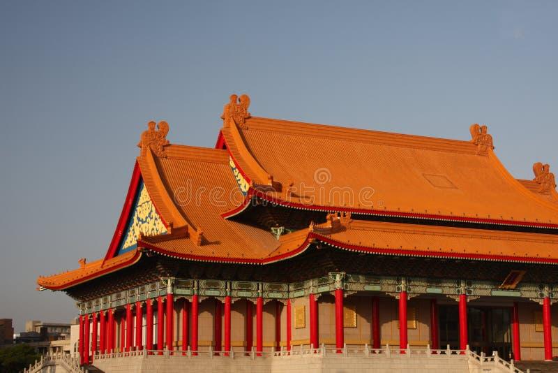 национальная опера taipei стоковые изображения