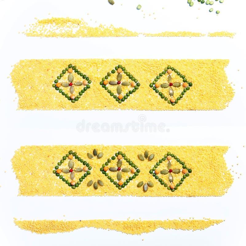 национальные картины украинские иллюстрация вектора