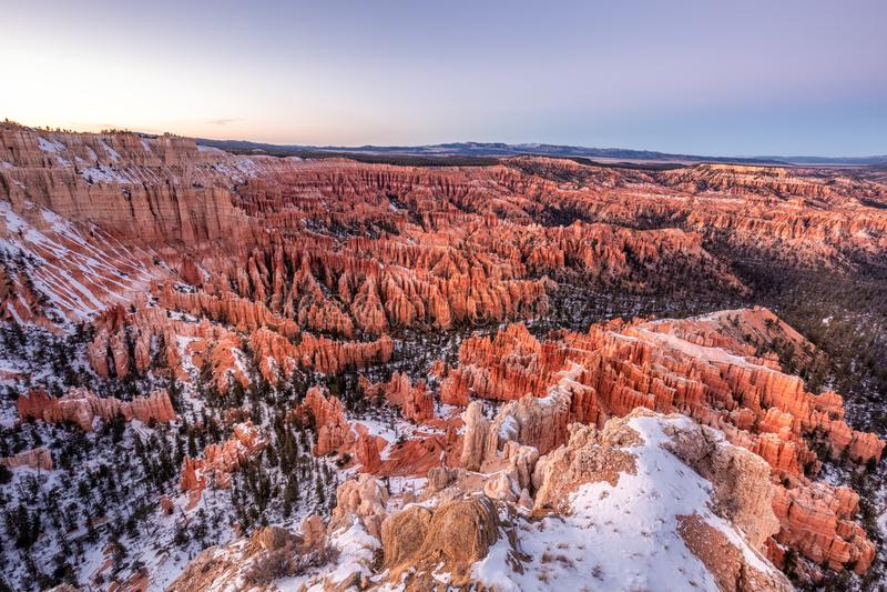 Национальные парки США стоковые фото