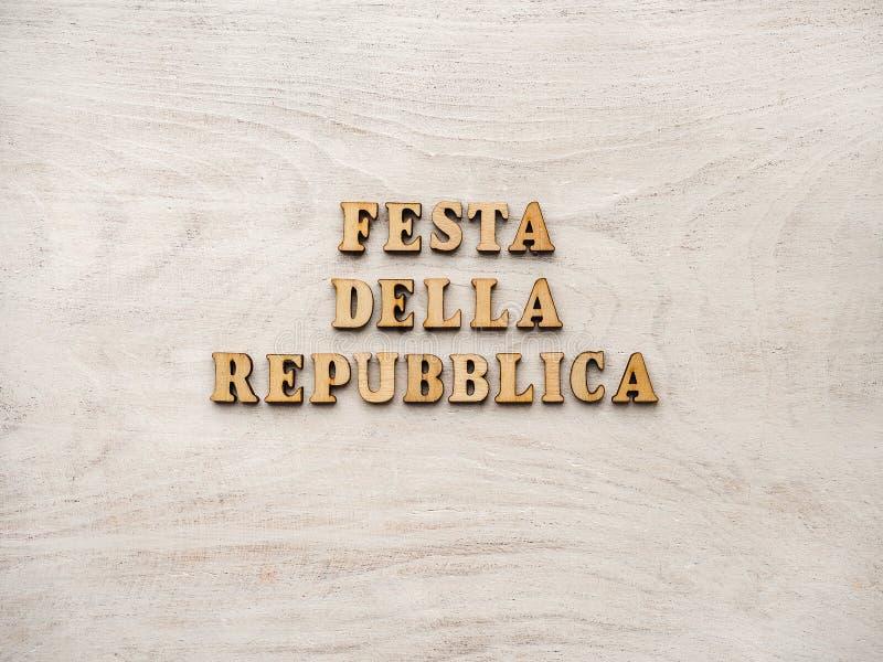 Национальный день Италии Festa della Repubblica Italiana стоковые фото