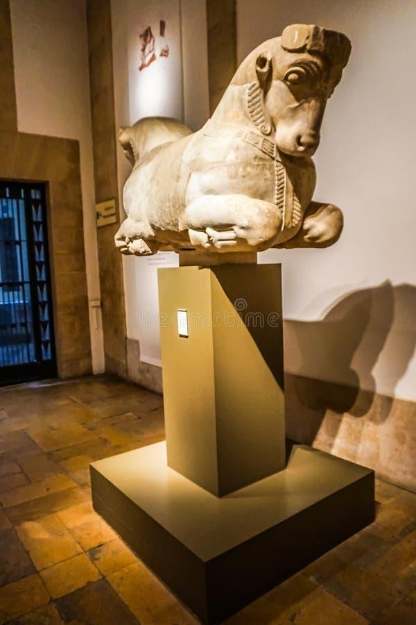 Национальный музей 18 Бейрута стоковое изображение rf