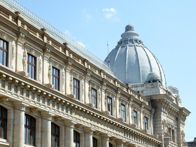 Национальный музей истории Румынии стоковые фото