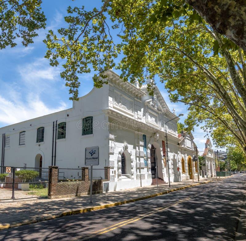 Национальный музей Museo Военноморск de Ла Nacion - Tigre военно-морского флота, провинция Буэноса-Айрес, Аргентина стоковые фото