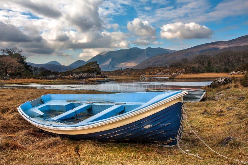Национальный парк верхнего озера, Killarney, Co Керри Ирландии стоковые изображения rf