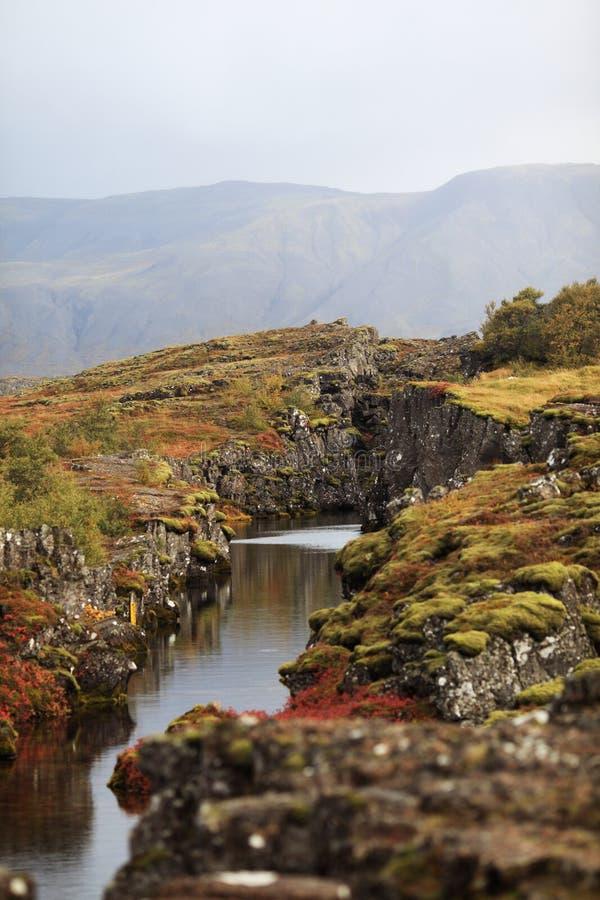национальный парк Исландии стоковые фото