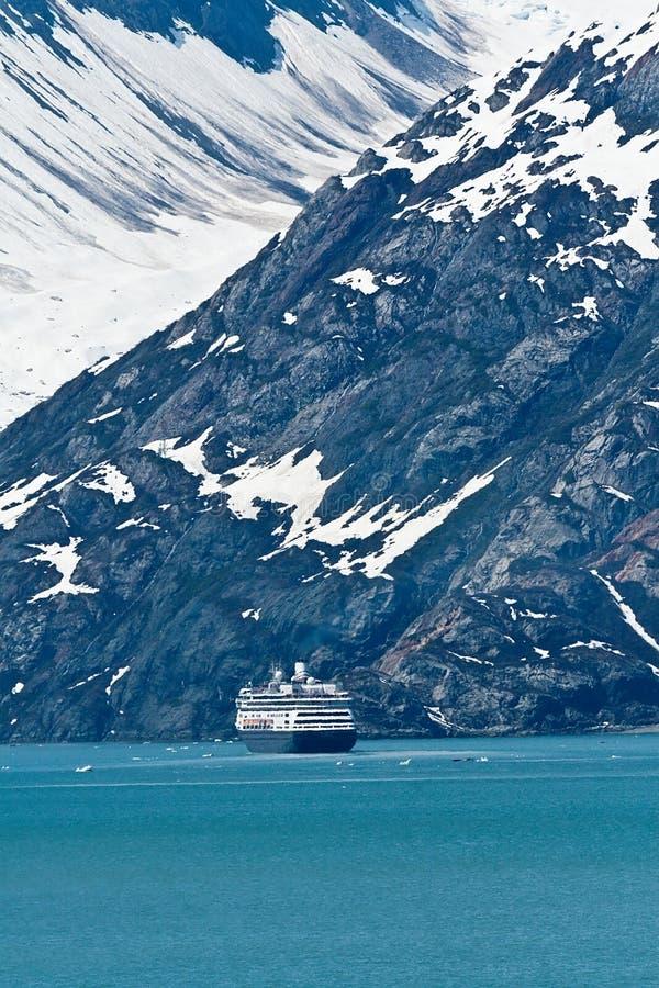 Национальный парк и заповедник залива ледника стоковые изображения
