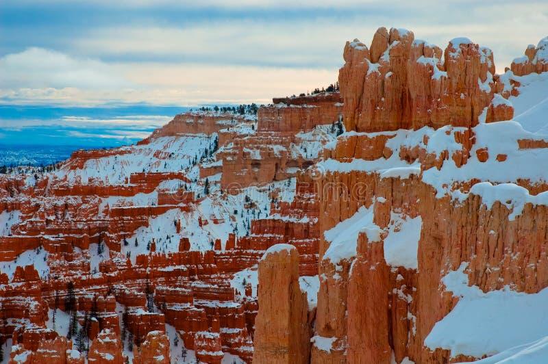 национальный парк каньона bryce стоковое фото rf