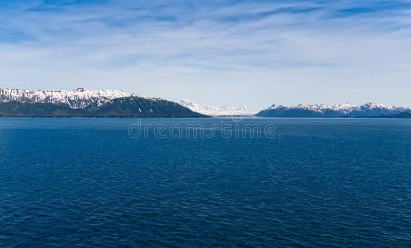 национальный парк ледника залива Аляски стоковые фотографии rf