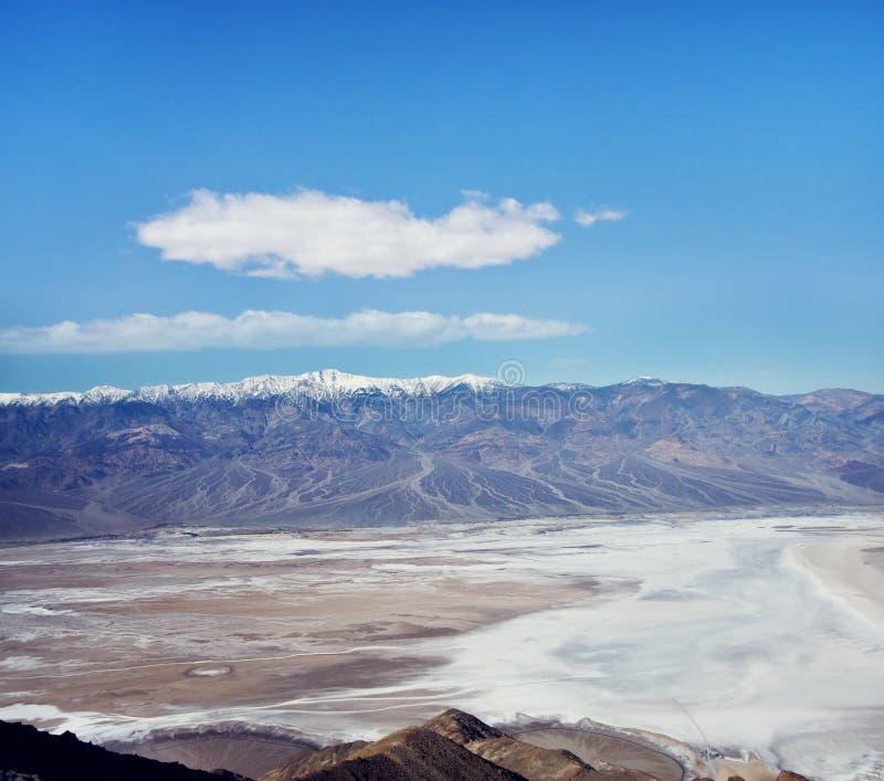 Национальный парк Death Valley, Калифорния, США стоковое фото rf