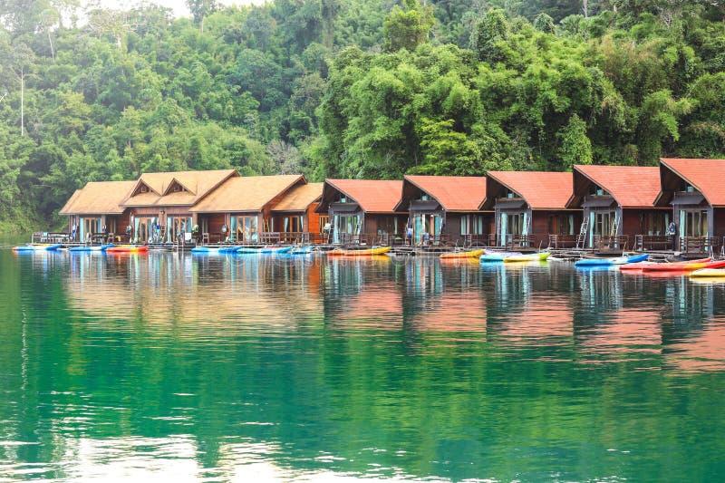 Национальный парк Khao Sok, провинция Suratthani, Таиланд стоковая фотография rf