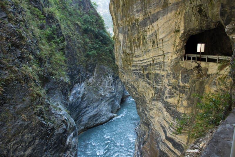 Национальный парк Taroko стоковое изображение