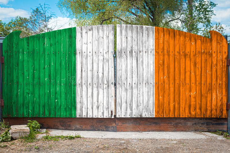 Национальный флаг стоковые фото