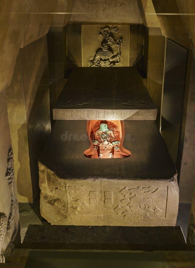 Национальный музей антропологии (Museo Nacional de Antropologia, стоковые изображения rf