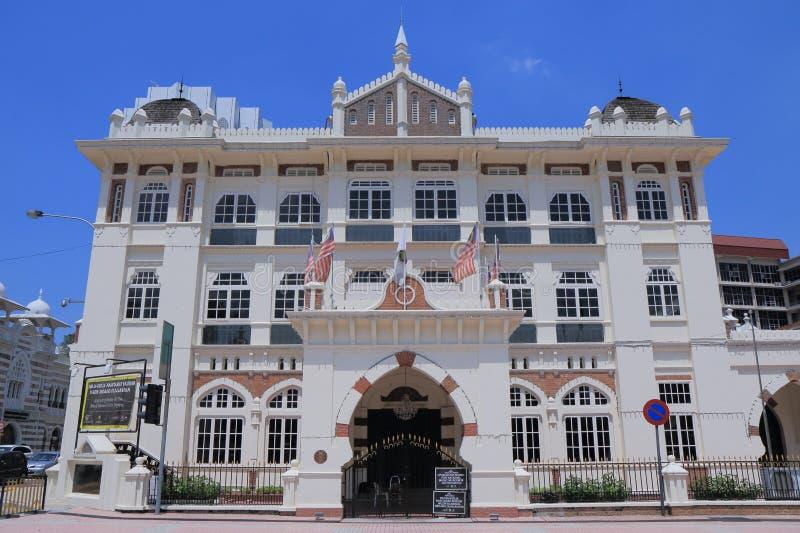 Национальный музей Куала-Лумпур музыки стоковые изображения