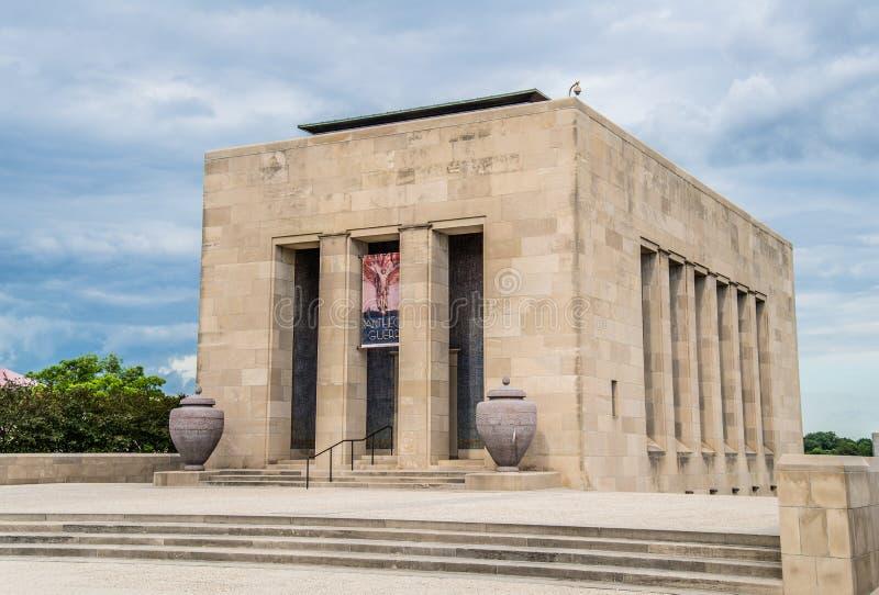 Национальный музей Первой Мировой Войны стоковое фото