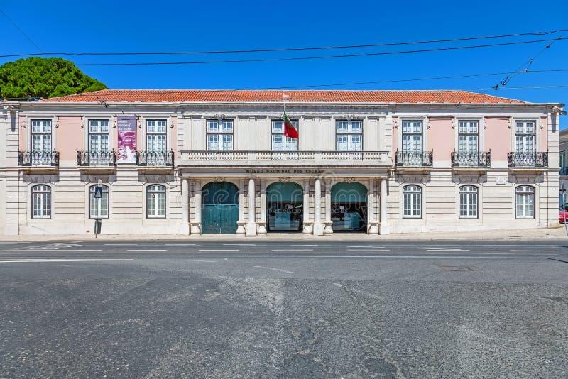 Национальный музей тренера, Лиссабон стоковые изображения rf