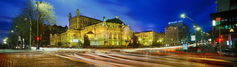 Национальный оперный театр стоковое изображение