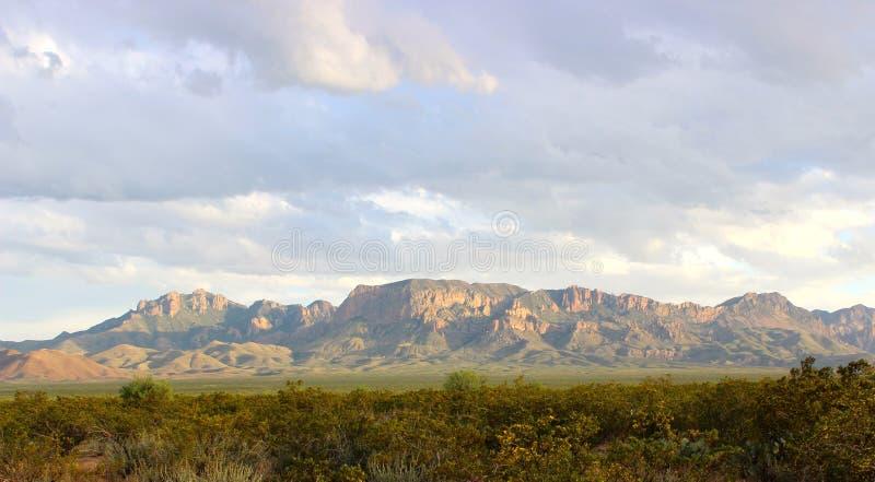 национальный парк загиба большой стоковые изображения rf