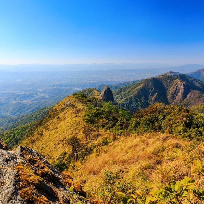 Национальный парк Doi Luang стоковые фото