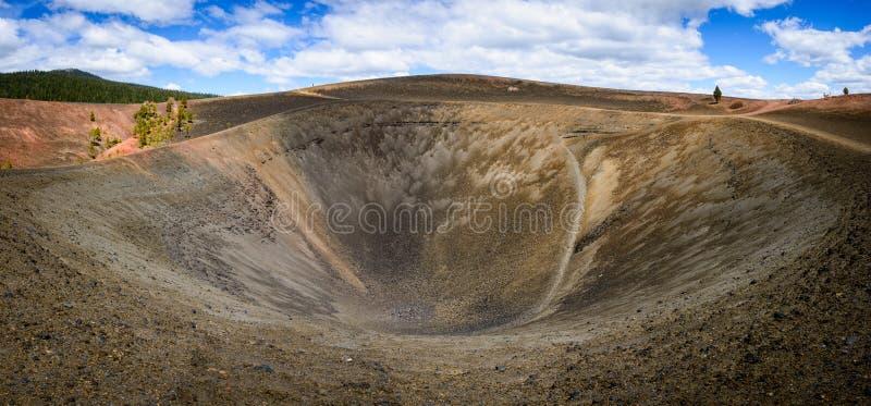 национальный парк lassen вулканический стоковые фотографии rf
